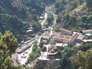 Santuario di Polsi - San Luca