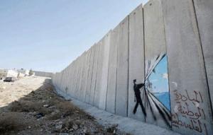 muro cisgiordania